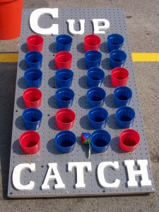 Cup Catch 4